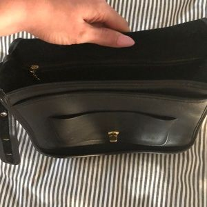Coach Bags - Vintage black Coach Stewardess shoulder bag